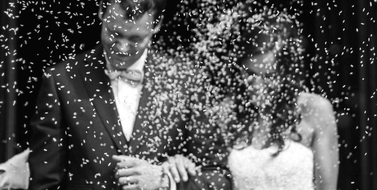 """""""Så bliver da tro, håb, kærlighed, disse tre. men størst af dem er kærligheden."""" – Første Korintherbrev 13,. Foto: Unsplash."""