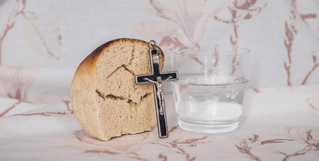 At faste er at give afkald på noget for at rette sin opmærksomhed mod Gud. Foto: Unsplash.