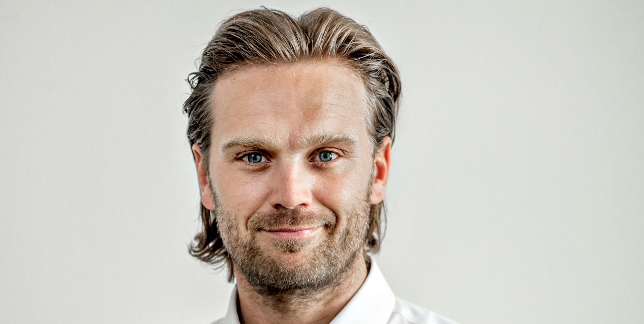 Mattias Stølen Due. Pressefoto.