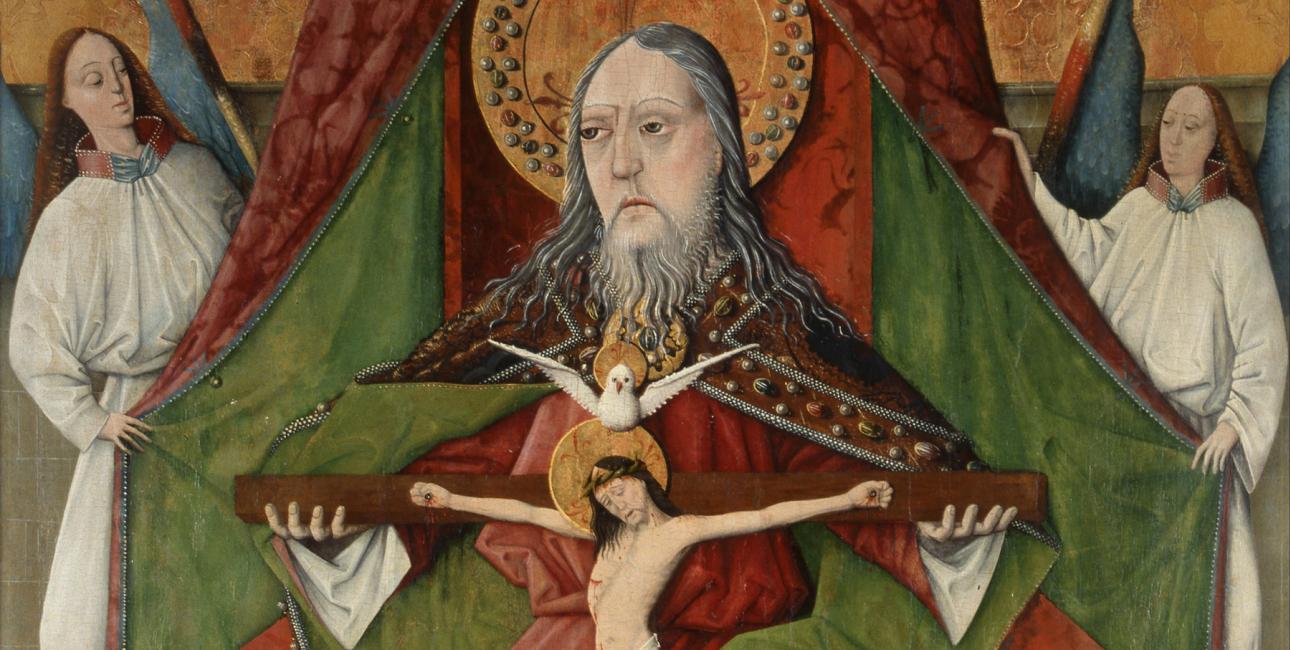 Treenigheden. Ukendt kunster, 1471.