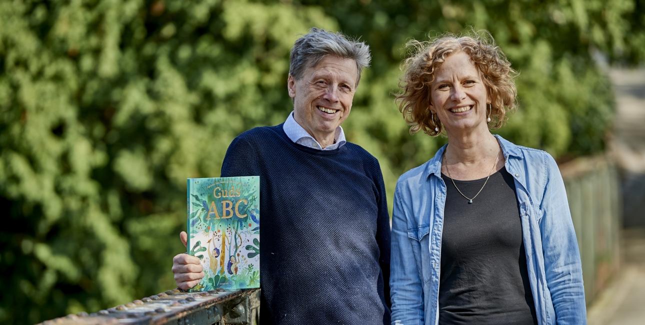 Marianne Iben Hansen og Peter Bay Alexendersen. Foto: Carsten Lundager.
