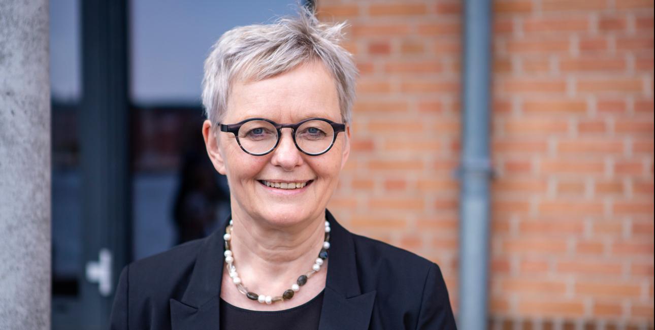 Birgitte Stoklund Larsen. Foto: Dan Henrik Møller