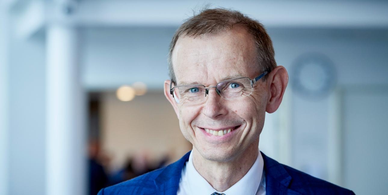 Niels Nymann Eriksen. Foto: Carsten Lundager.