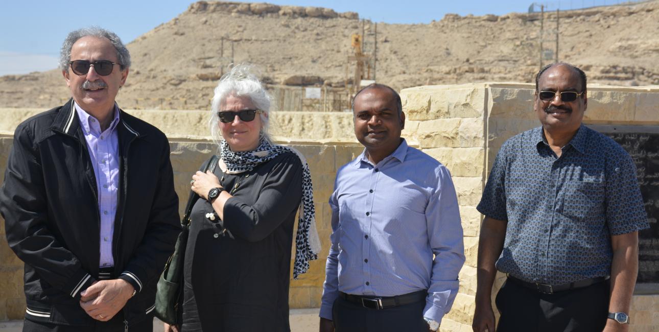 Synne i Bahrain. Foto: De Forenede bibelselskaber