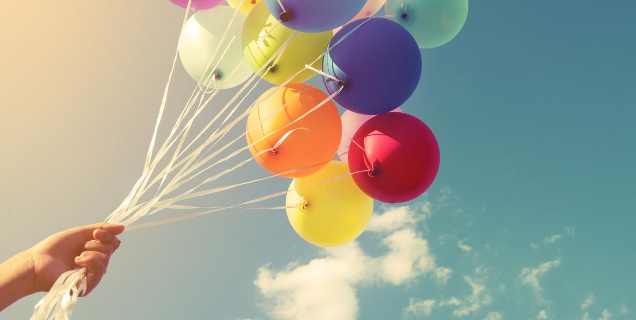 Balloner. Foto: Shutterstock.