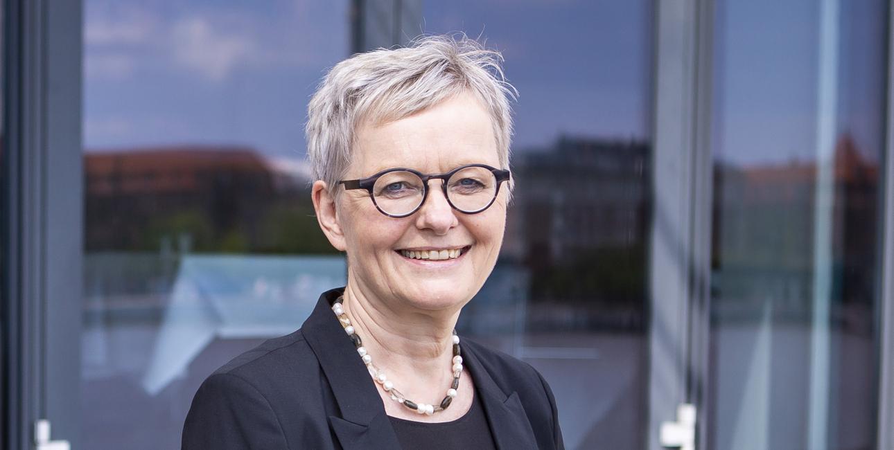 Birgitte Stoklund Larsen. Foto: Dan Henrik Møller.