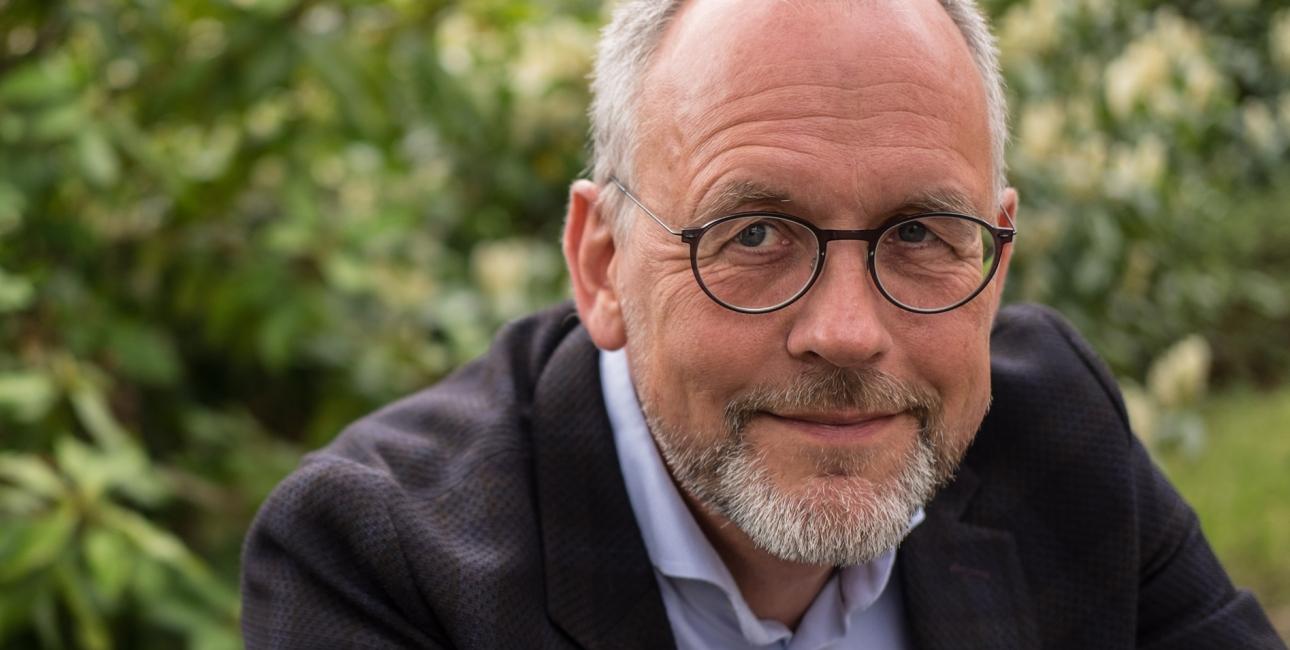 Henrik Wigh-Poulsen. Foto: Arne Illeborg.