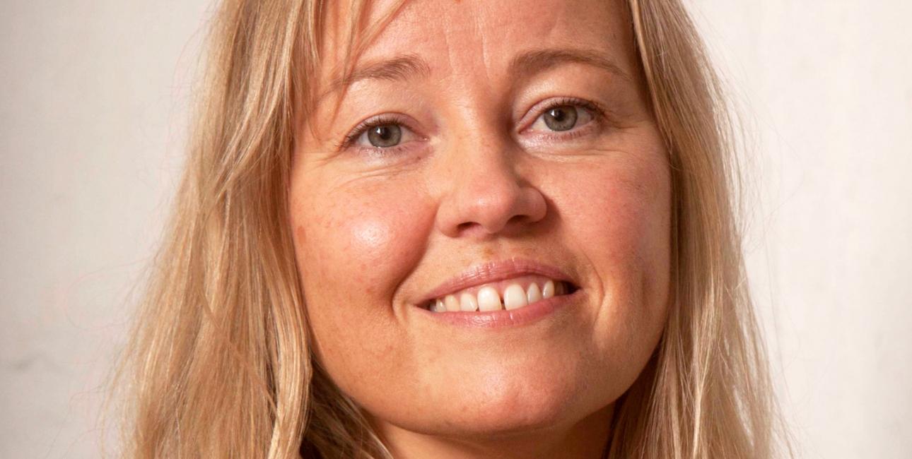 Marie J. Damm. Foto: Søren Zeuth.