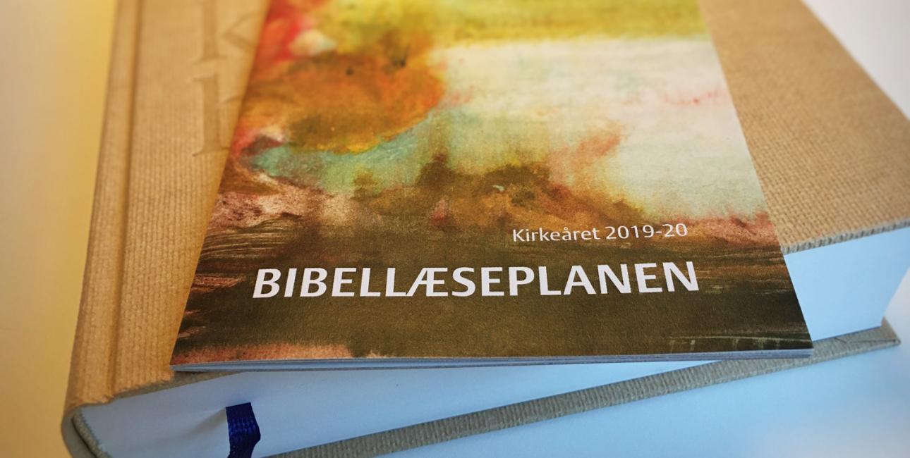 Bibellæseplanen 2019/2020