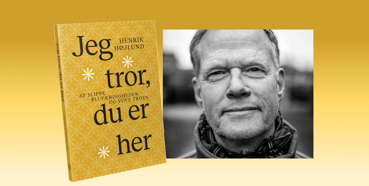 Jeg tror, du er her. Foto: Niels Ahlmann Olesen / Ritzau Scanpix.