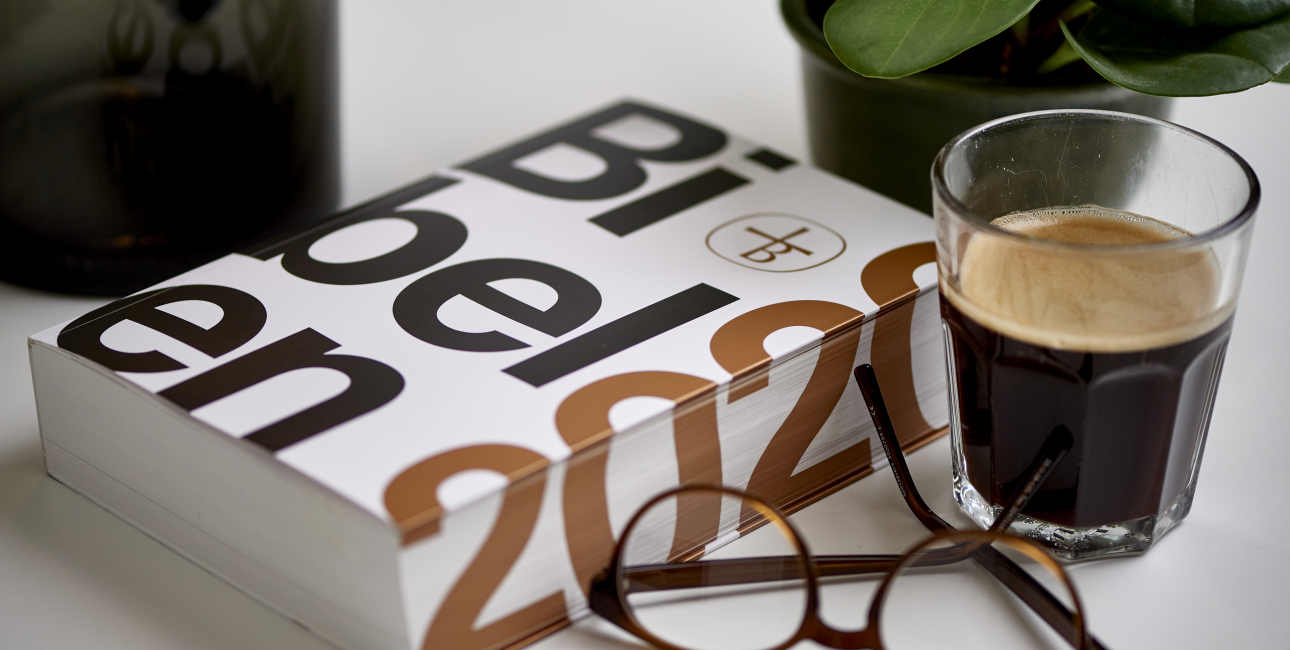 Bibelen 2020 i brug. Foto: Carsten Lundager.