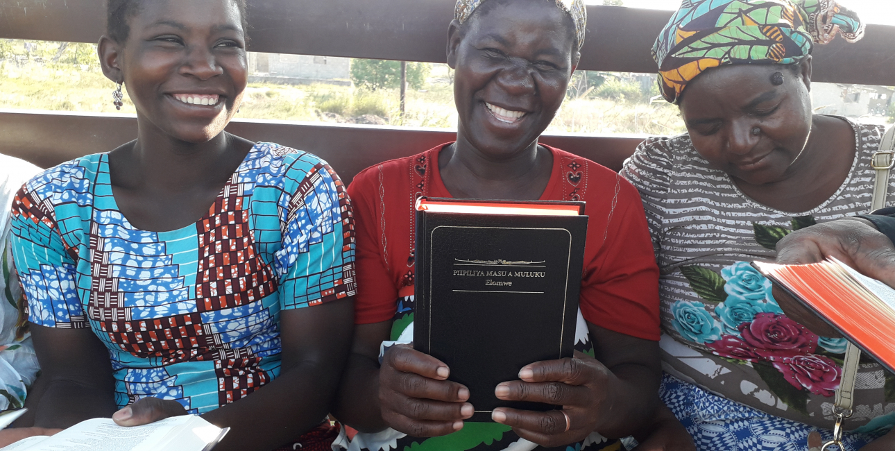 Cameroun, medlemmer af the Baptist Union Church i Dundo. Foto: UBS