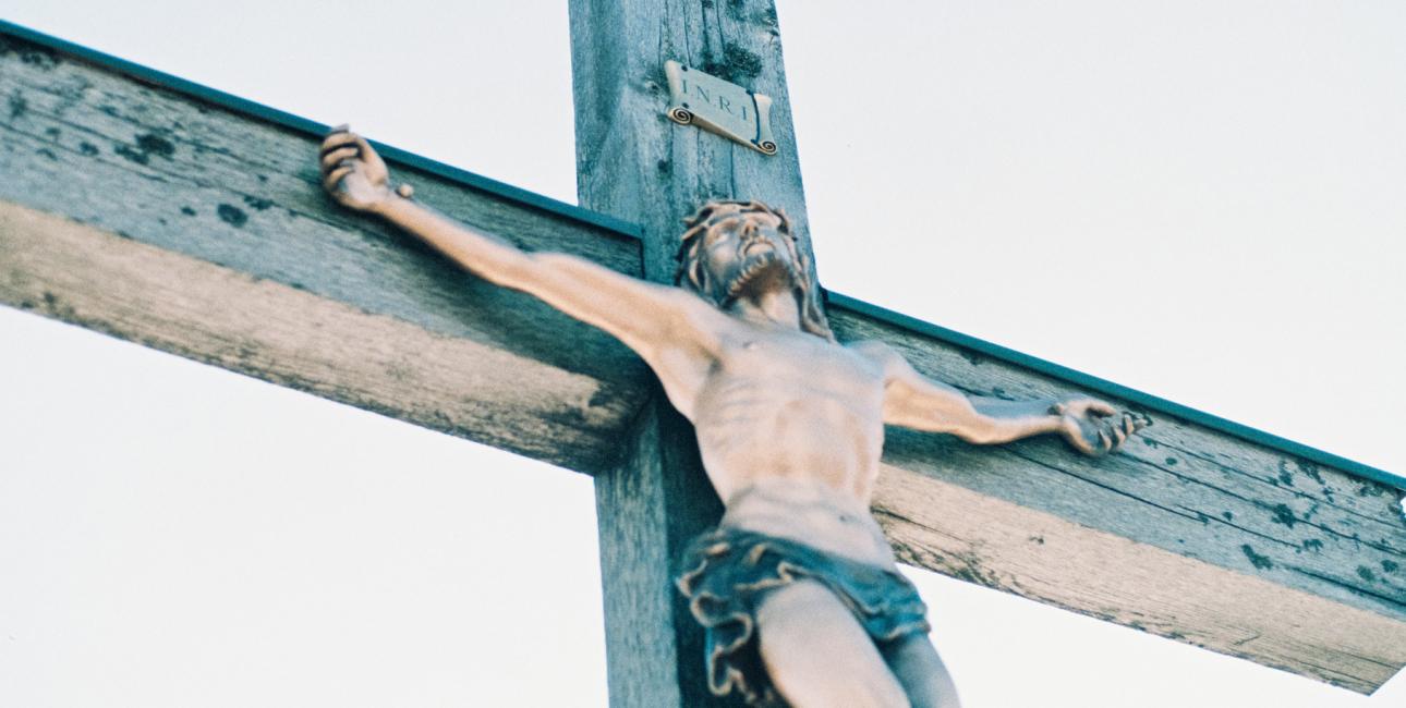 Crucifix. Foto: Unsplash.