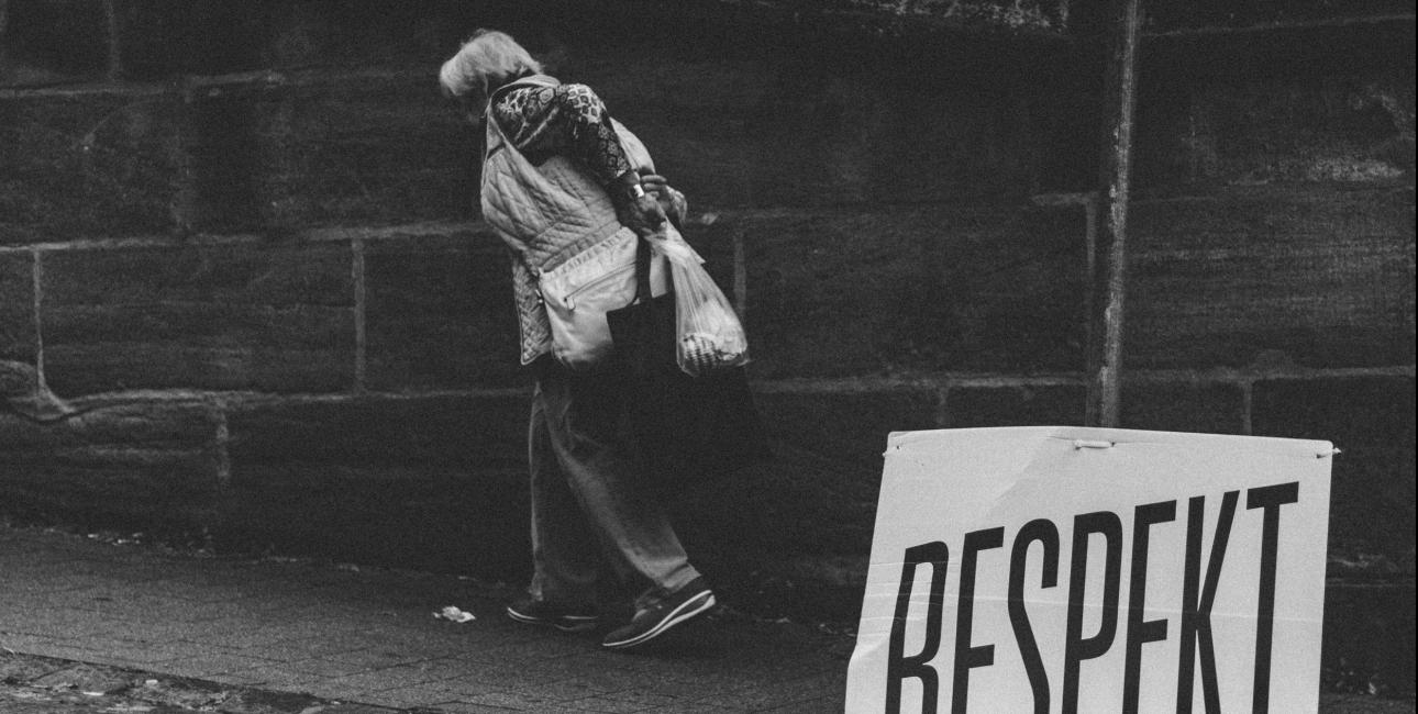 Respekt. Foto: Unsplash.