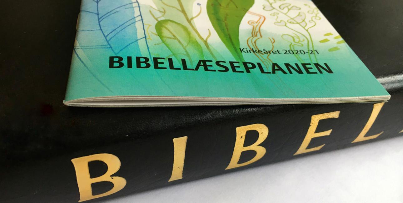 Bibellæseplanen 2020-2021