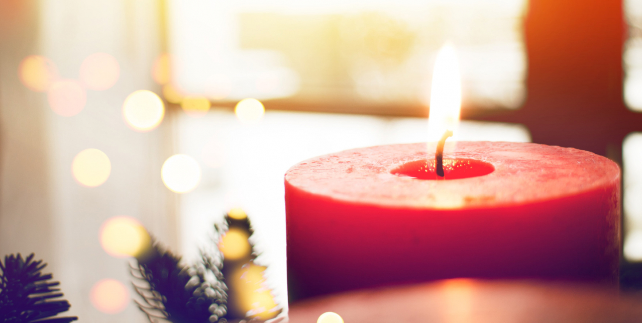 Advent, 1 lys