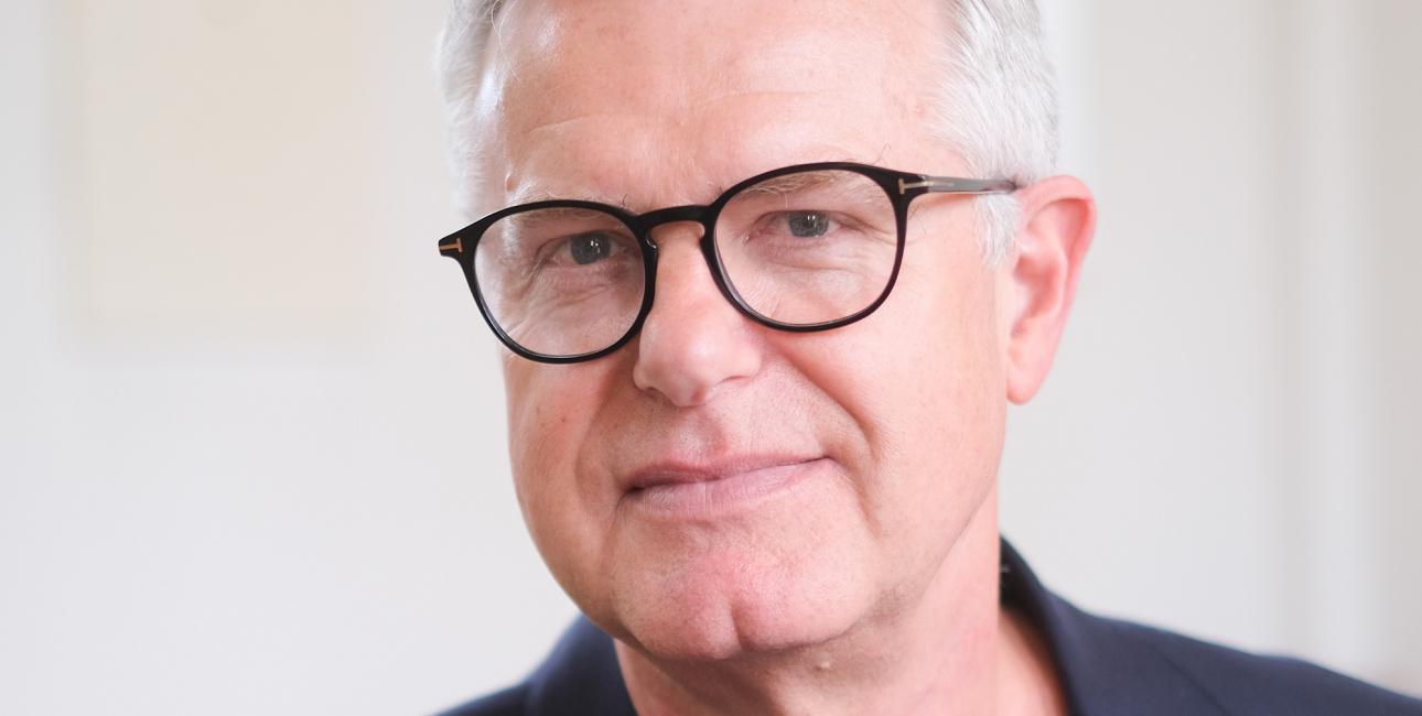 Peter Birch. Foto: Rune Hansen.