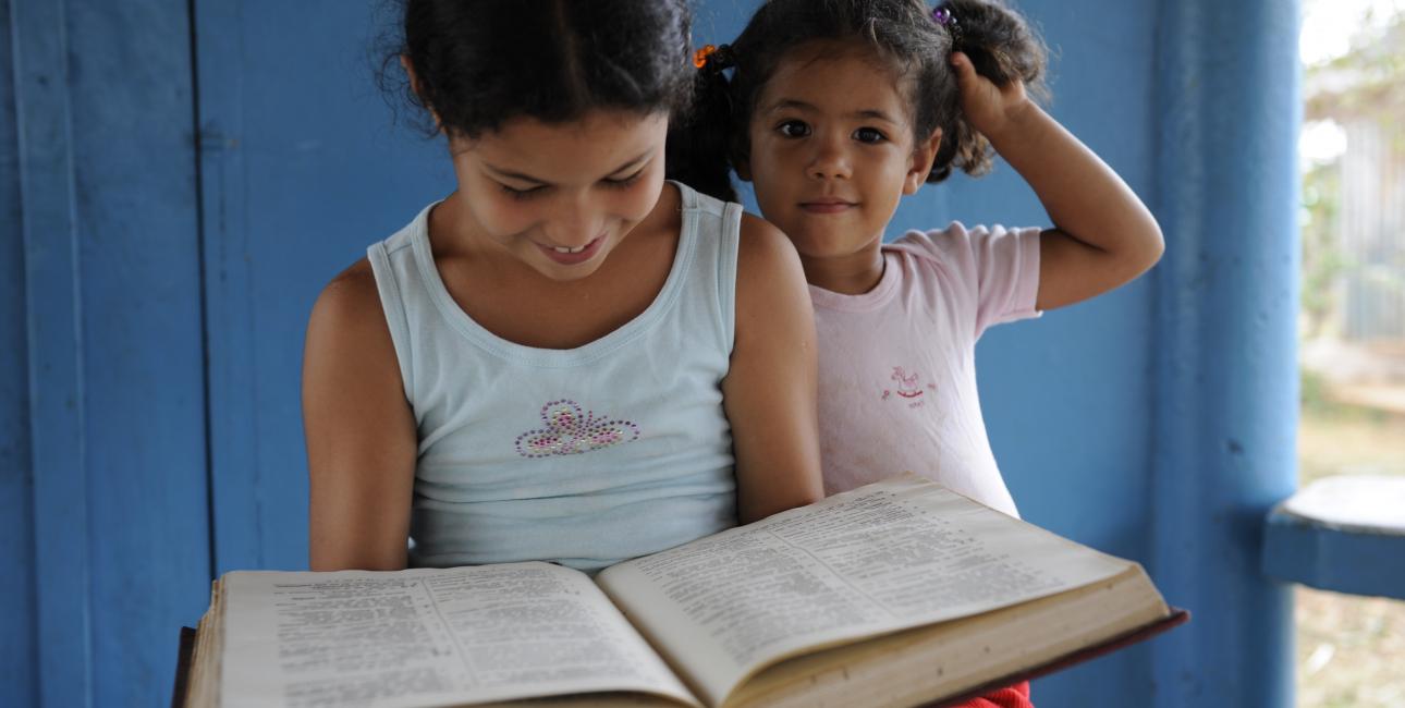 Piger på Cuba