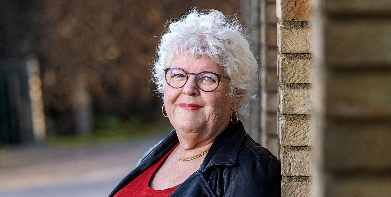 Else Kragelund Holt. Foto: Lars Pauli.