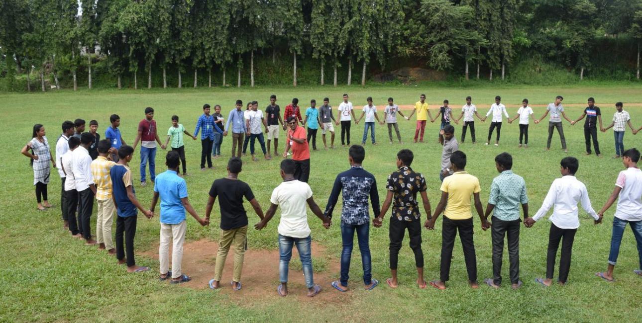 Bibelsk sjælesorg blandt unge på Sri Lanka. Foto: UBS