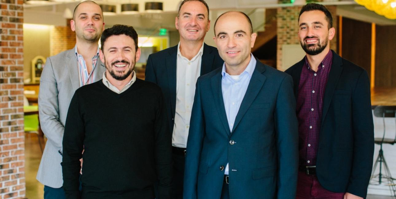 Det albanske oversætterhold. Foto: UBS