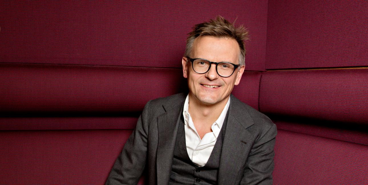 Bent Meier Sørensen. Foto: Kristian Ridder-Nielsen.