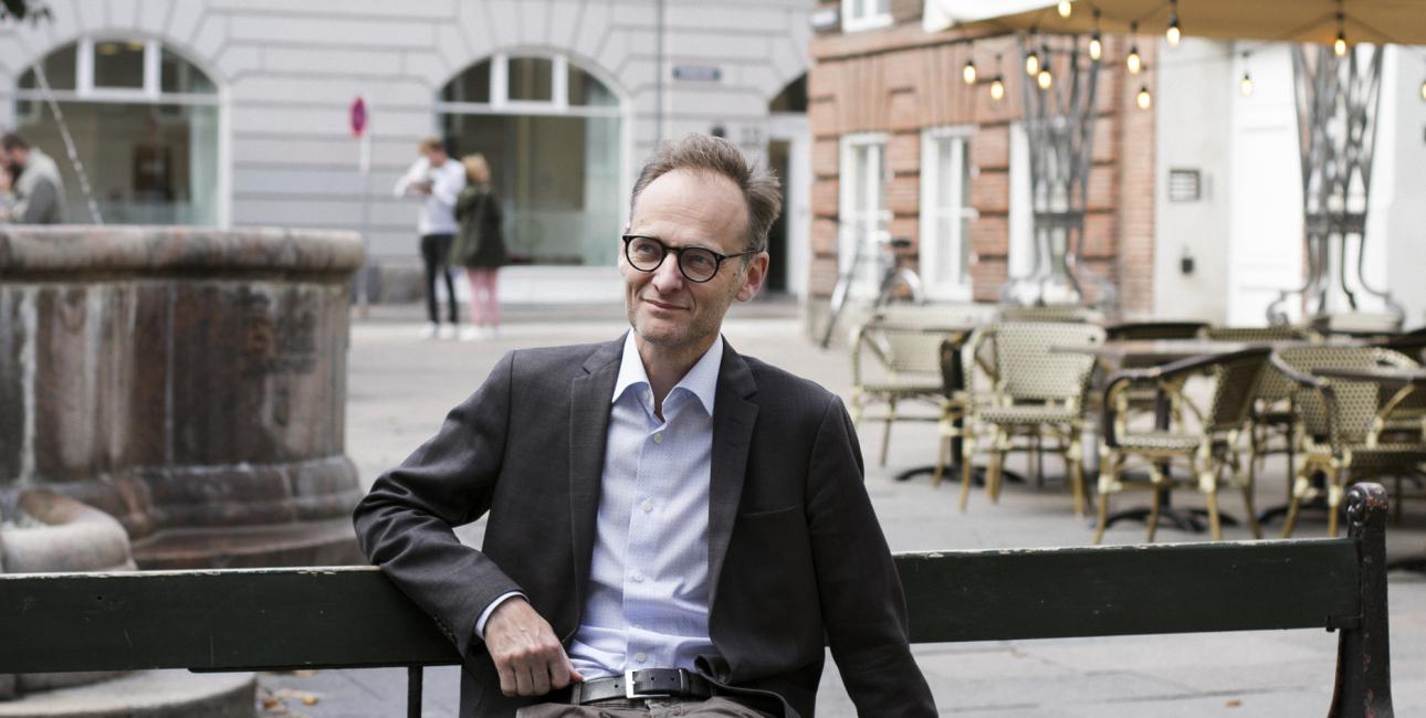 Jesper Tang Nielsen. Foto: Anne Mortensen.