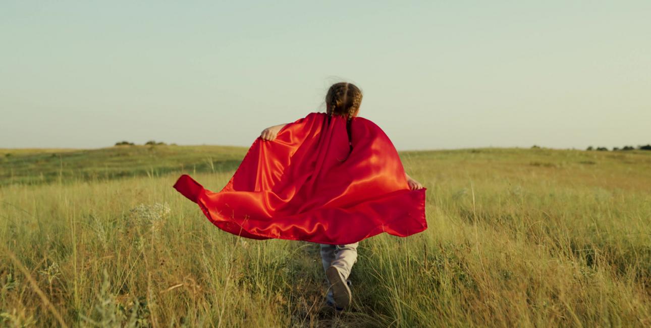 Rød kappe. Foto: Shutterstock.