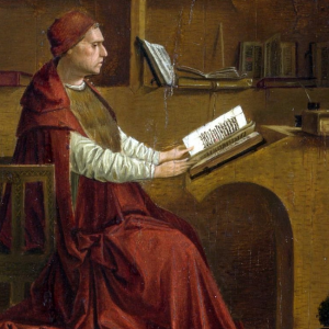 Saint Jerome in his study - af Antonello da Messina