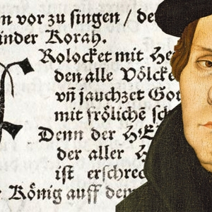 Martin Luther og salmerne