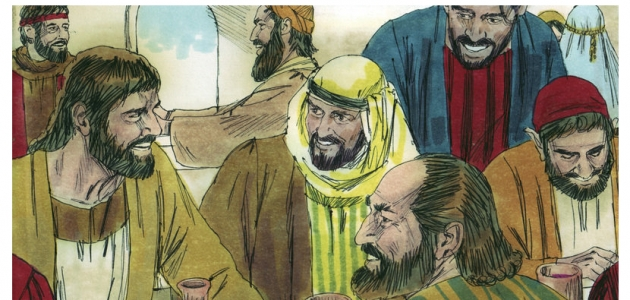 Apostlenes Gerninger kp 2 - Jim Padgett