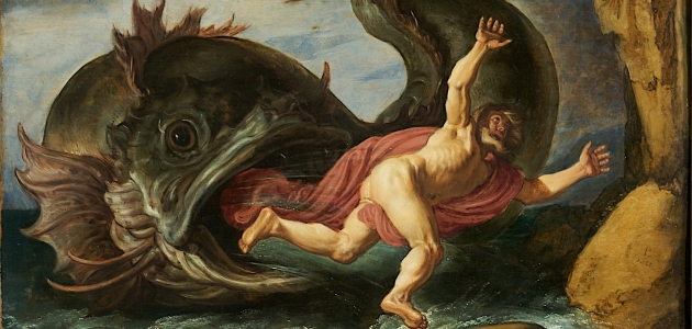 """Jonah and the Whale"" - Pieter Lastman"