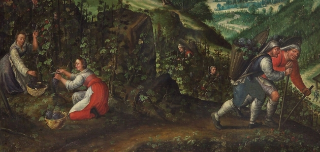"""Parable of the Wicked Husbandmen"" - Marten van Valckenborch"