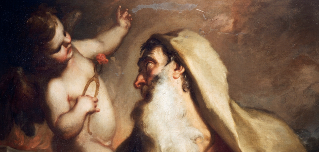 Profeten Esajas - Antonio Balestra
