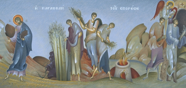 The Parable of the Sower - Φίκος, Wikimedia Commons