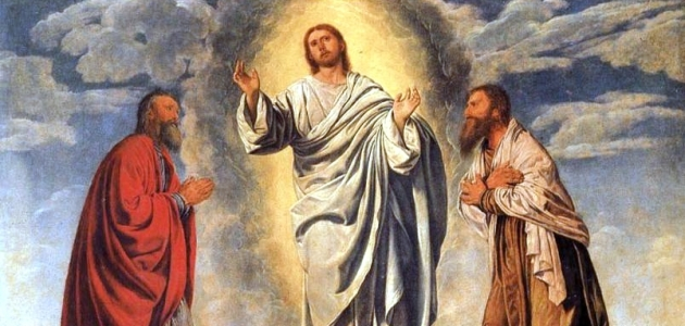 """Transfiguration of Christ"" - Girolamo Savoldo"