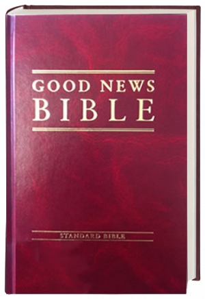 Good News Bible, Engelsk