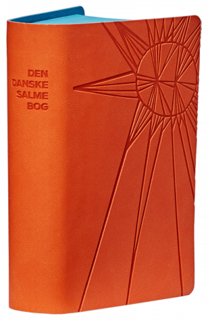 Konfirmandsalmebog, orange
